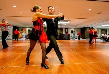 Ballroom Dance Classes: A Step towards Fitness