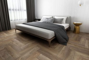 Enjoy the unique appearance of the flooring